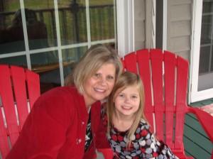 Nana and Kaylee