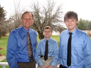 Papa, Benny, Jacob
